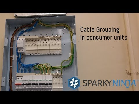 Cable Grouping and the impact on electrical installations