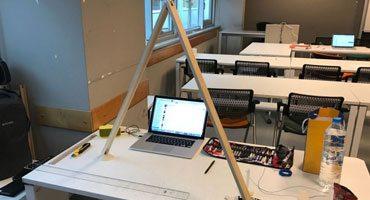 3B Yazıcı İle Üretim; LED Masa Lambası
