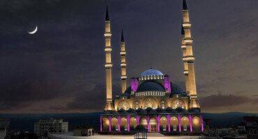 Abdulhamithan Camii'nin Yeni Yüzü