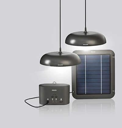 Philips Güneş Enerjili LED Lambalar Milyonlarca Kişinin Evini Aydınlatacak