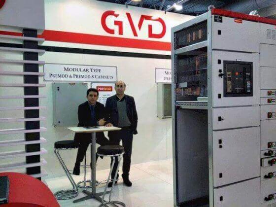 Gvd Elektrik Sektorum Dergisi