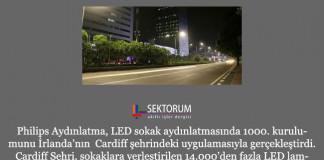 Philips-Aydınlatma,-LED-sokak-aydınlatması..