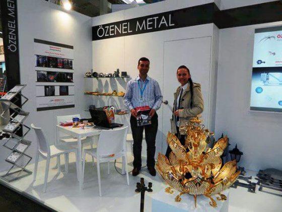 Ozenel Metal Sektorum Dergisi