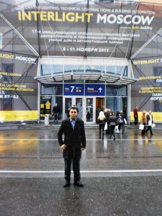 Sektorum Dergisi Interlight Moskov 2011 Kadir Altay