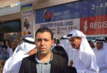 Middle East Electricity Dubai 2015 Fuar Görsellerimiz-Kadir ALTAY