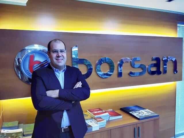 Borsan Kablo'nun Yeni CEO'su Arbek Akay