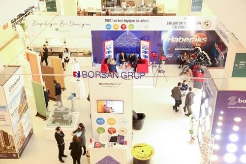 BorsanGrup_stand_samsun