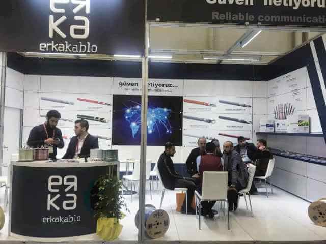 Erka Kablo win eurasia 2018 sektörüm dergisi