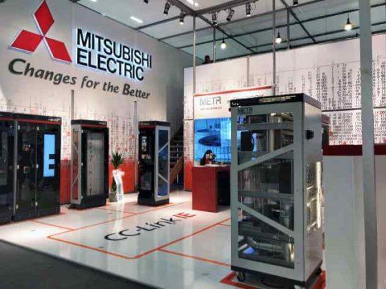 Mitsubishi Electric win eurasia 2018 sektörüm dergisi