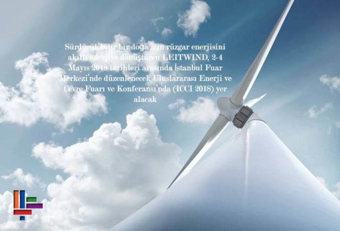 1 MW sektöründeki lider rüzgar türbinleri sağlayıcısı LEITWIND, LTW80 1MW ve Türkiye pazarına yeni girecek olan LTW90 1 MW