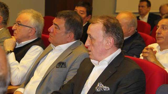 samsun belediyesi sanayiciler toplantısı