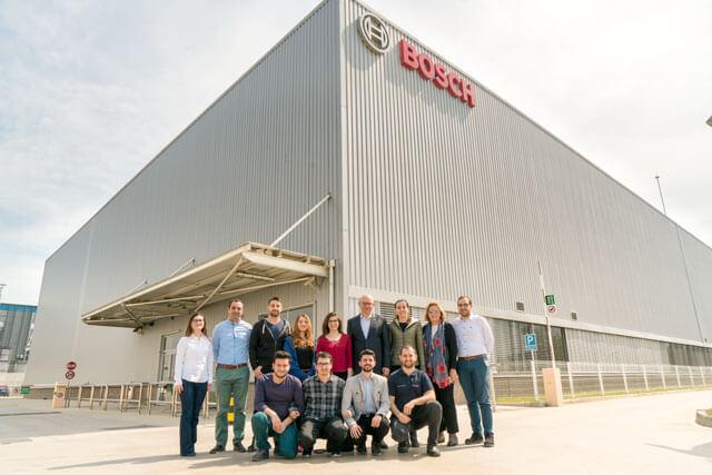 Bosch'un 'Değişimi Şekillendirin' Programı bu yıl Yıldız Teknik Üniversitesi'nde..