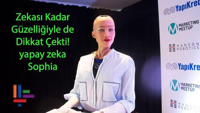 RobotSophia-Gorseli