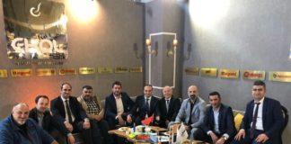 Borsan Grup, Şanlıurfa'da Gövde Gösterisi Yaptı!