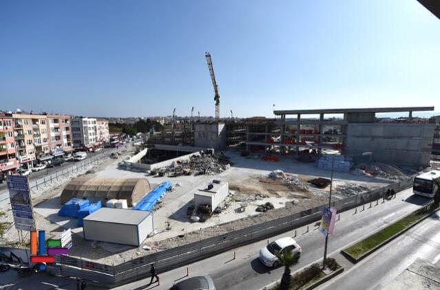 """Çanakkale, Yeşil"""" Belediye Binası"""