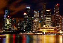 kentsel aydınlatma görseli