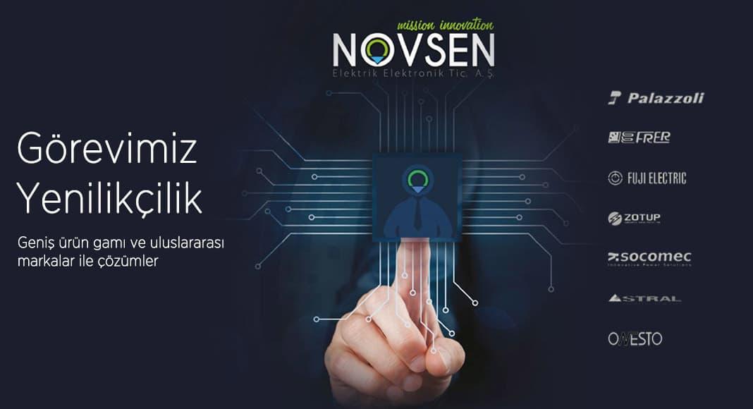 Novsen-Elektrik-Elektronik