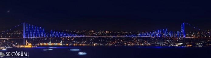 Köprü Aydınlatma Görseli