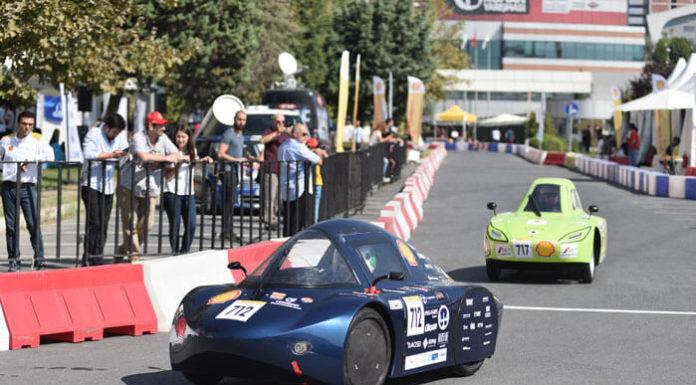 Gençlerin tasarladığı alternatif yakıtlı araçlar Shell Eco-marathon'da yarıştı Çukurova Üniversitesi, 1 TL'lik yakıtla 320 kilometre yol gitti