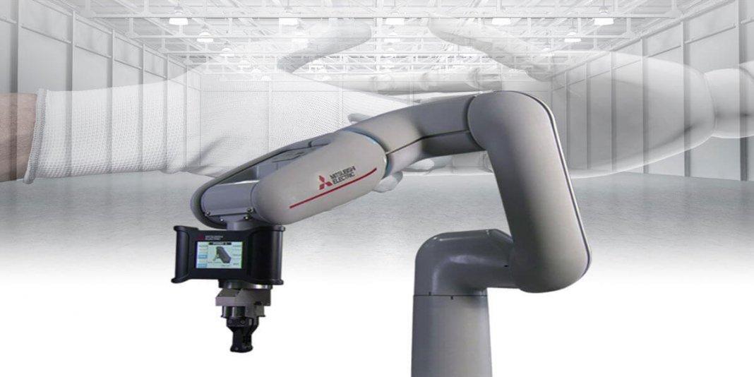 Mitsubishi-Electric-Kollobratif-Robot