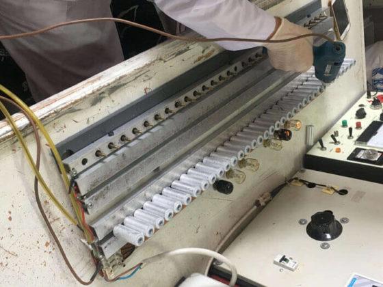 kondansatör imalatı nasıl yapılır