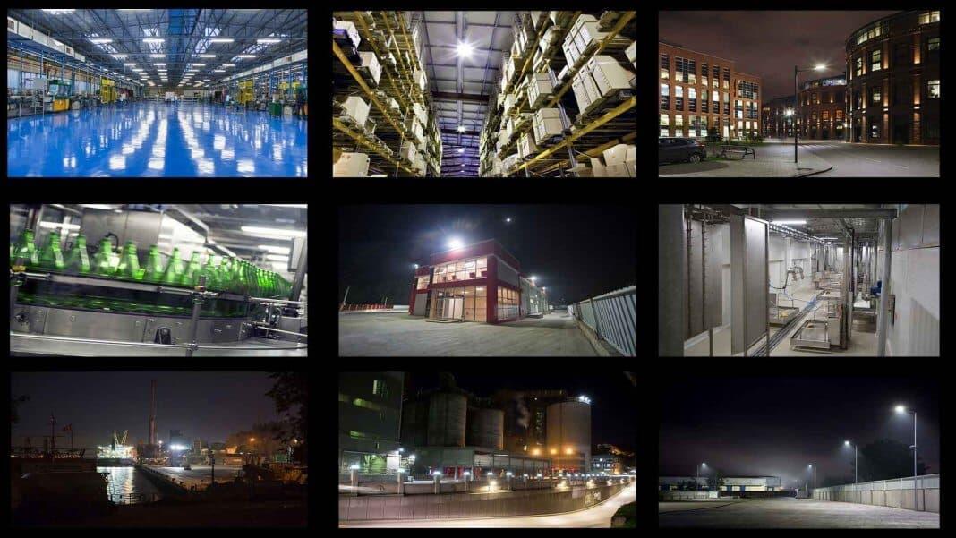 Endüstriyel Aydınlatma |