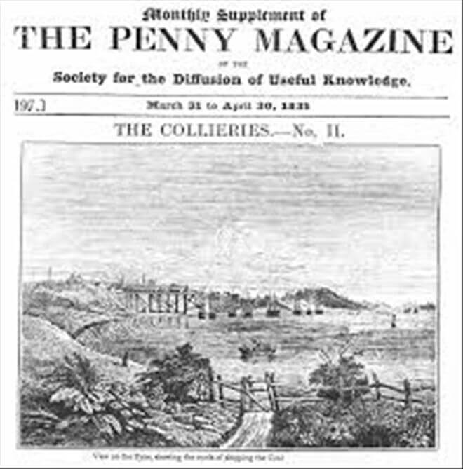 tarihte ilk dergi