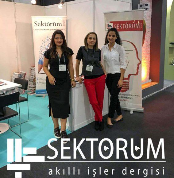 İstanbullight 2018 sektörüm dergisi