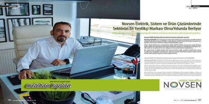 Metehan Kaplan Novsen Elektrik Elektronik