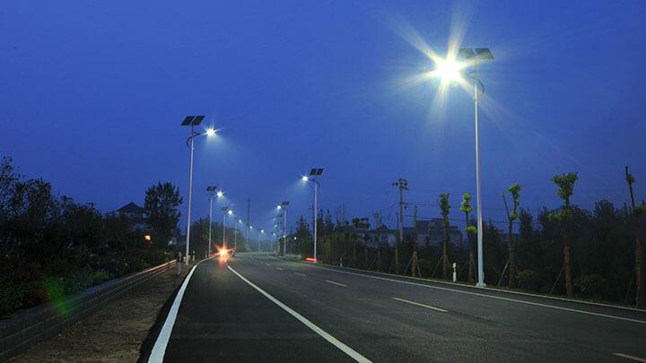 yol ve sokak aydınlatmaları