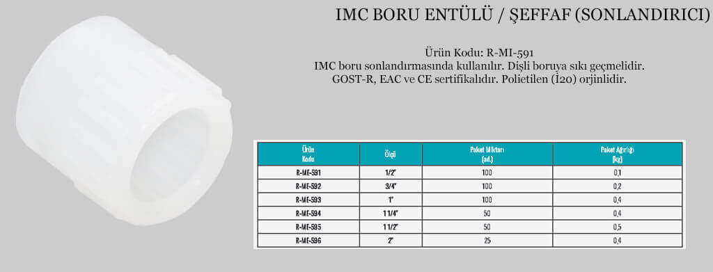 imc-boru-entulu-seffaf-sonlandirici-gorseli-teknik-ozellikleri