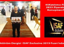 sektorum-dergisi-isaf-exclusive-2019-fuarinda