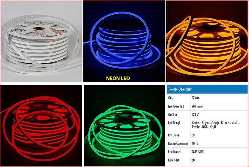 neon-led