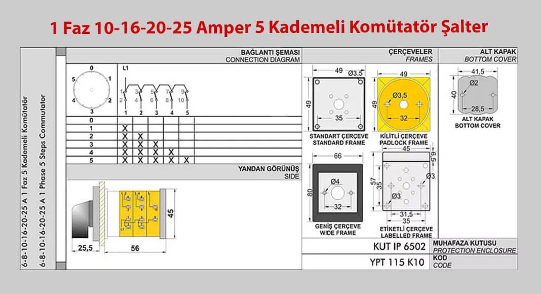 1-faz-10-16-20-25-amper-5-kademeli-komutator-salter