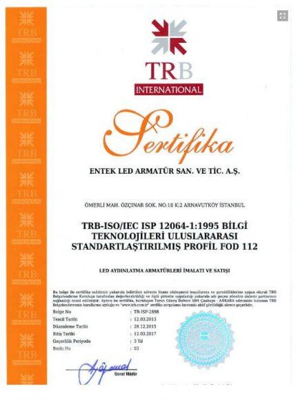 iso-12064-entek-led-sertifikasi