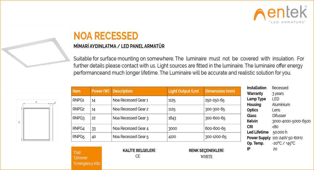 led-panel-armatur-noa-recessed