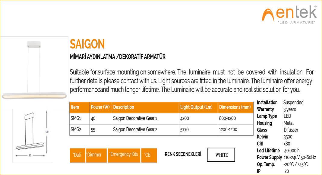 saigon-dekoratif-led-armatur-modeli