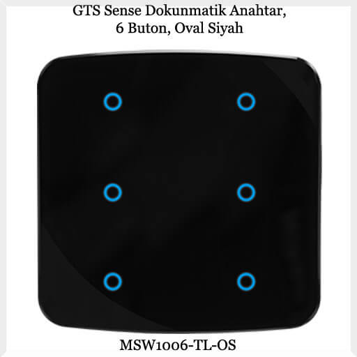 gts-sense-dokunmatik-anahtar-6-buton-oval-siyah
