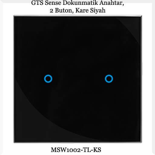 gts-sense-dokunmatik-kare-siyah-2-butonlu-anahtar