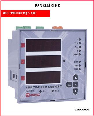 multimetre-m3t-22c