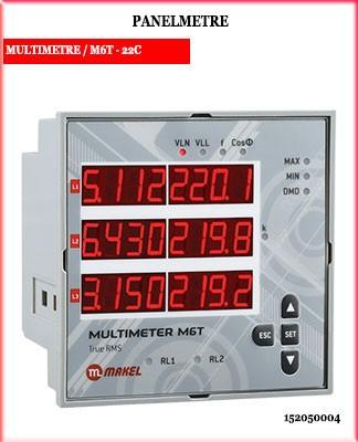 multimetre-m6t-22c