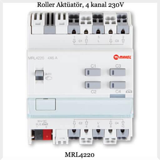 roller-aktuator-4-kanal-230v