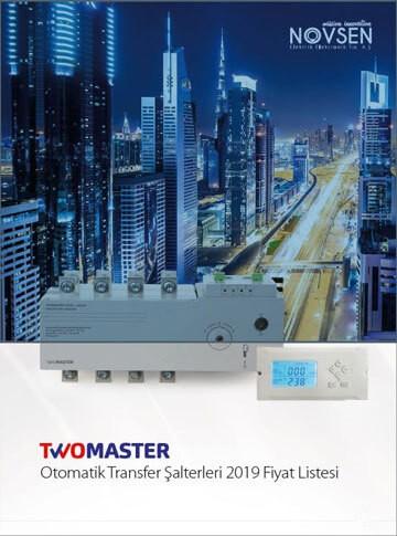 Novsen-Elektrik-Twomaster-Otomatik-Salterleri-2019-Fiyat-Listesi