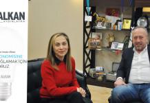 Alkanlar Grup Alkan Aydınlatma Yetkilisi Hasan Alkan Sektörüm Dergisi Röportaj Görseli