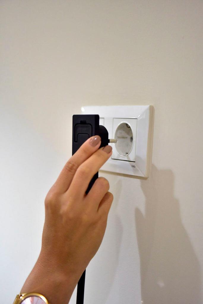 İnce Elektrik Fişi 6564