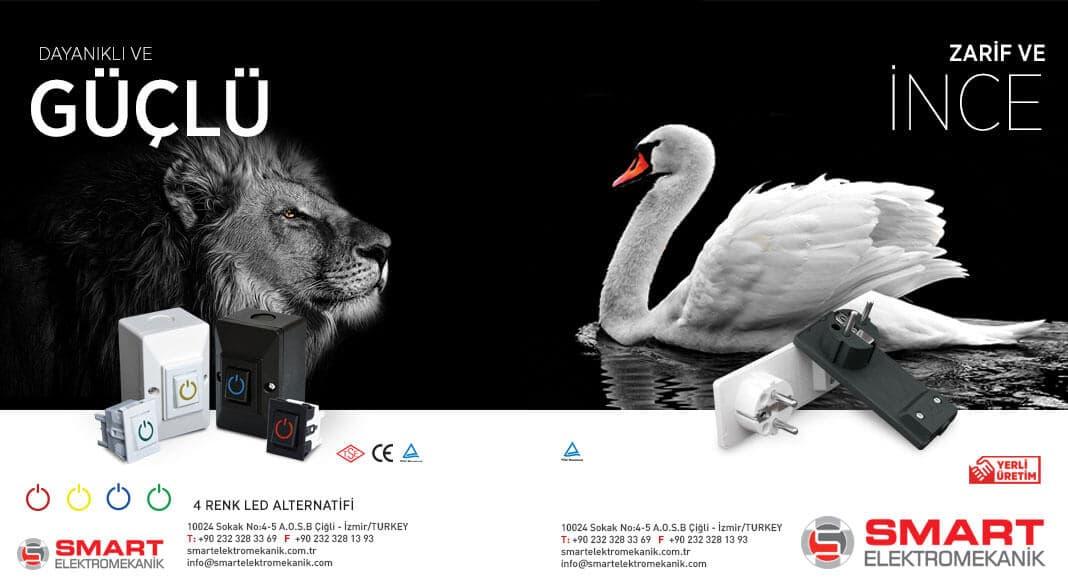 Smart Elektromekanik Mekatronik Mühendislik Proje Firması Dijital Reklam Tasarımı