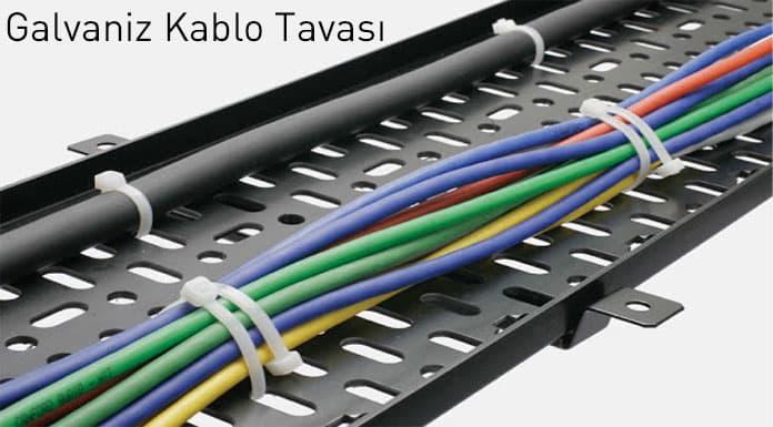 Galvaniz Kablo Tavasi