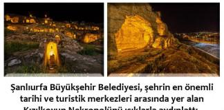 sanliurfa-kizilkoyunda-tarihi-aydinlatma-projesi