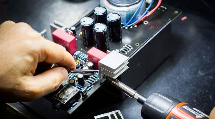Elektronik-Devre