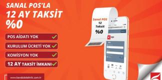 Kendal-Elektrik-Aydinlatma-Sanal-Pos